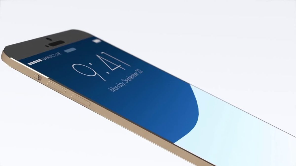 iPhone 7 - Fan made render