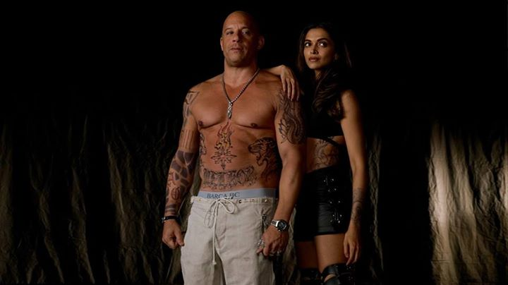 On the Sets of xXx: The Return of Xander Cage